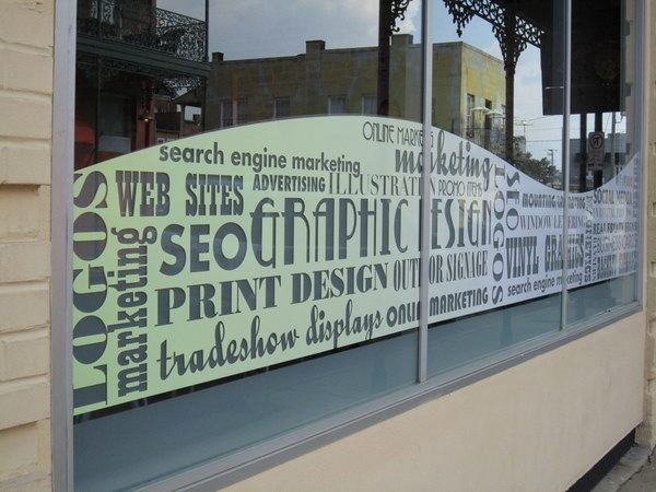 The Benefits of Using Window Graphics to Advertise Your Business
