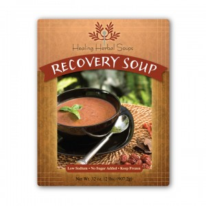 Healing-Herbal-soup-label